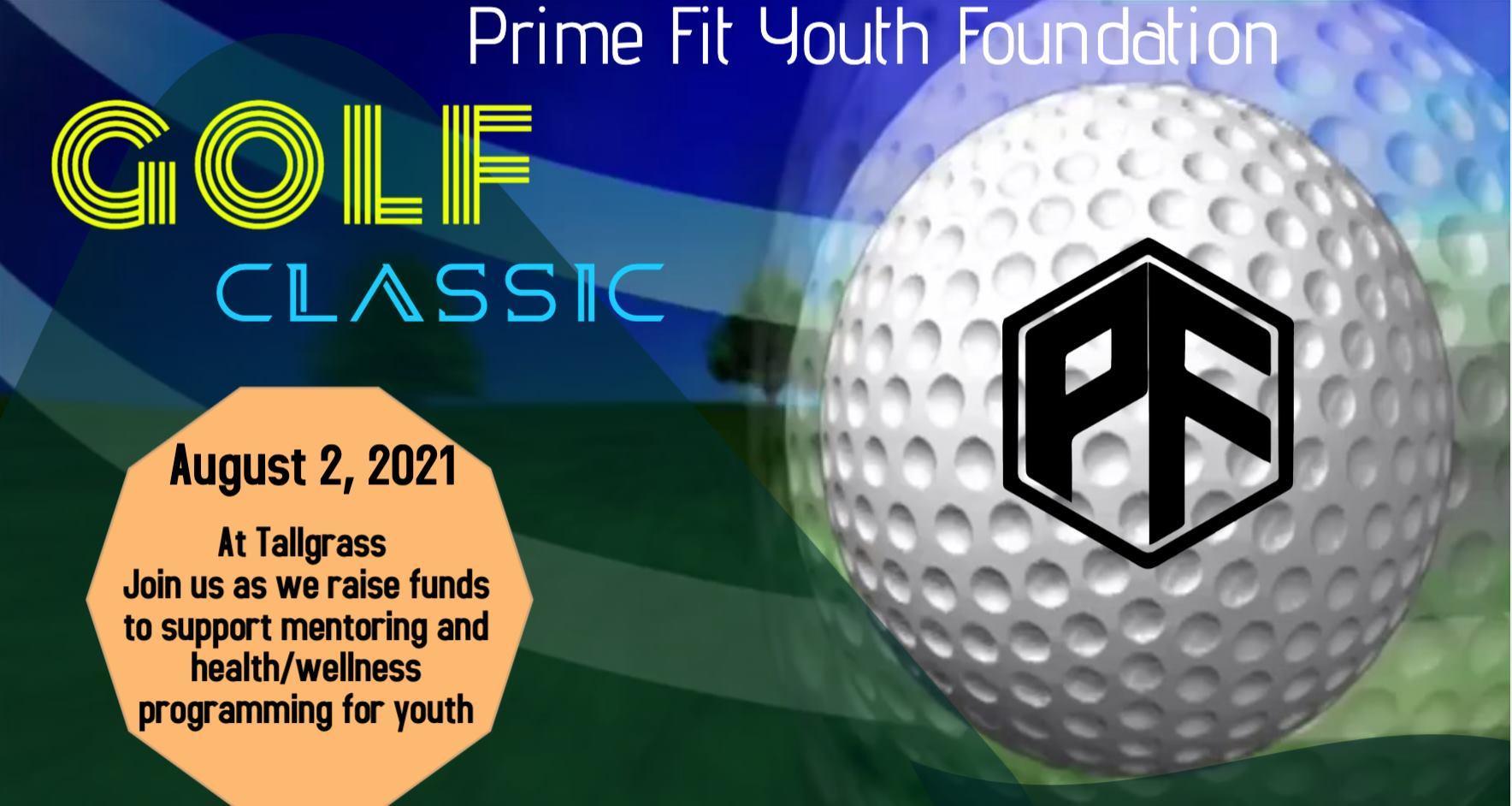 Prime Fit Golf Sponsor Sign Up