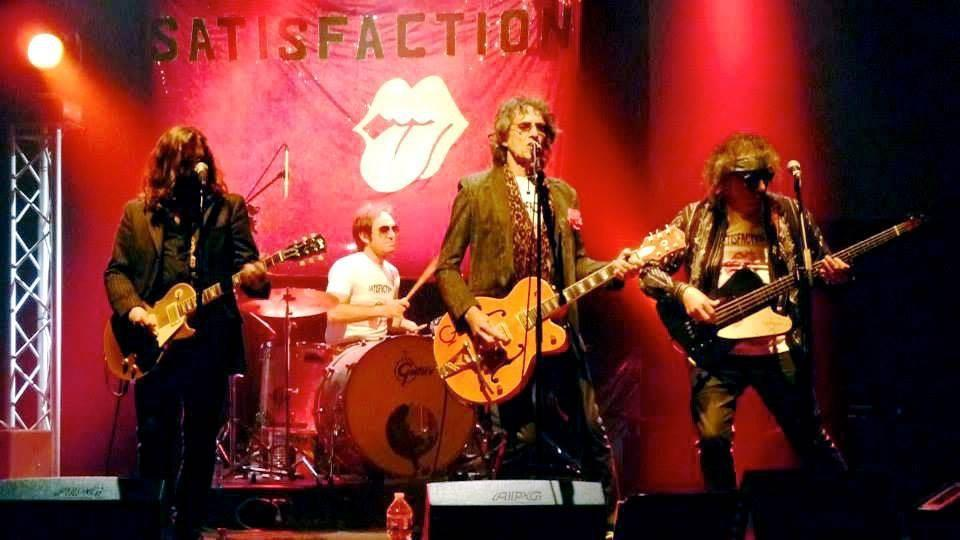 Satisfaction - A Tribute to The Rolling Stones at Putnam Golf Course