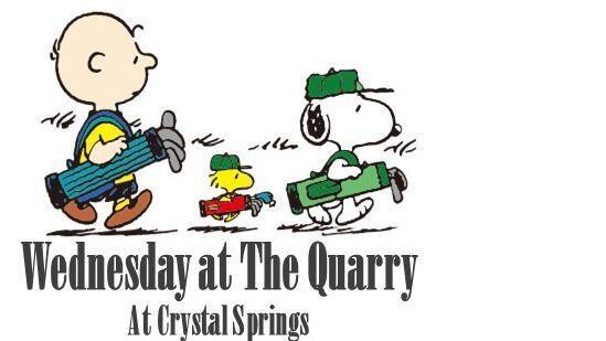 Wednesday Evening at The Quarry