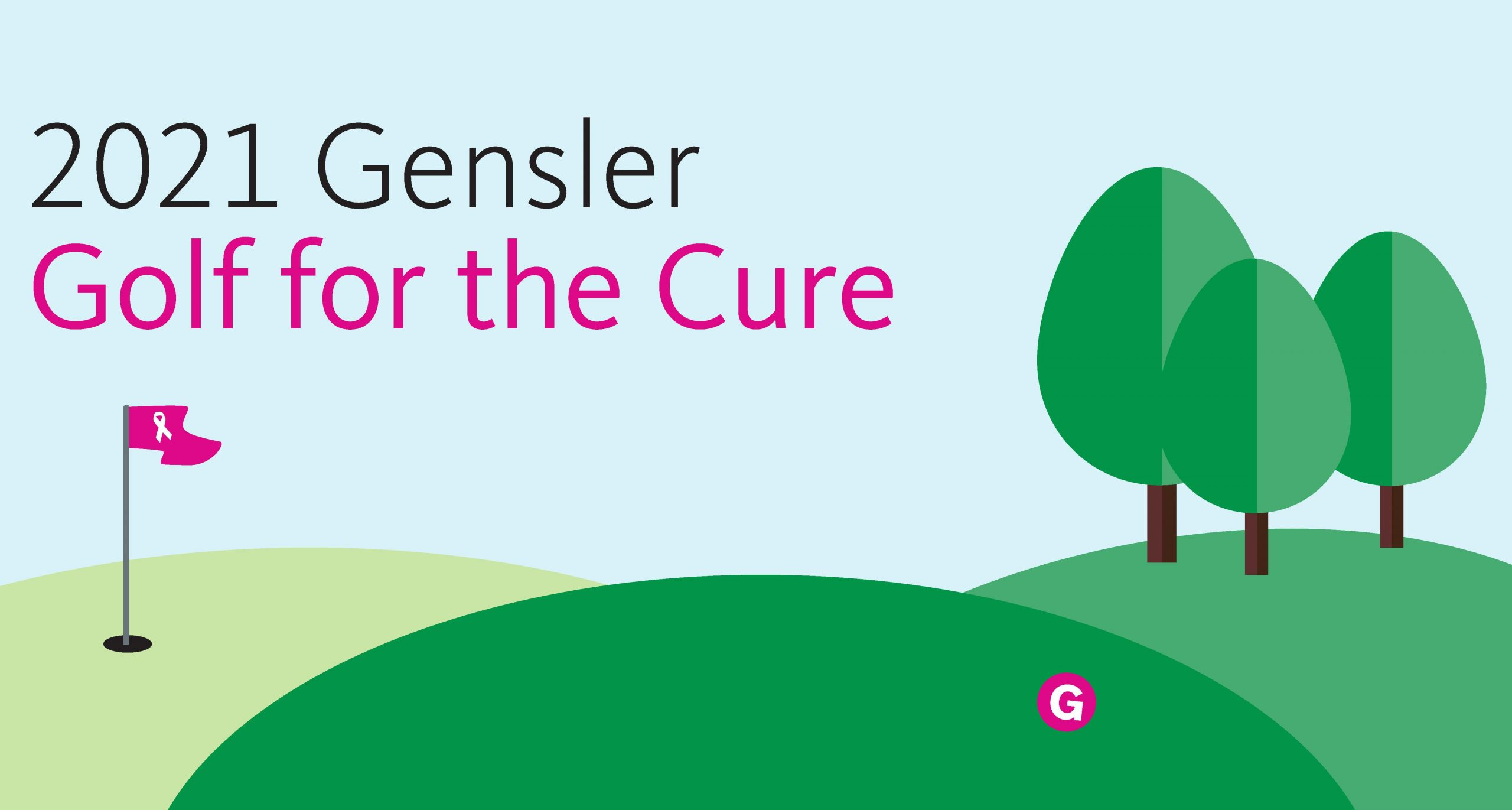 Gensler Golf for the Cure 2021