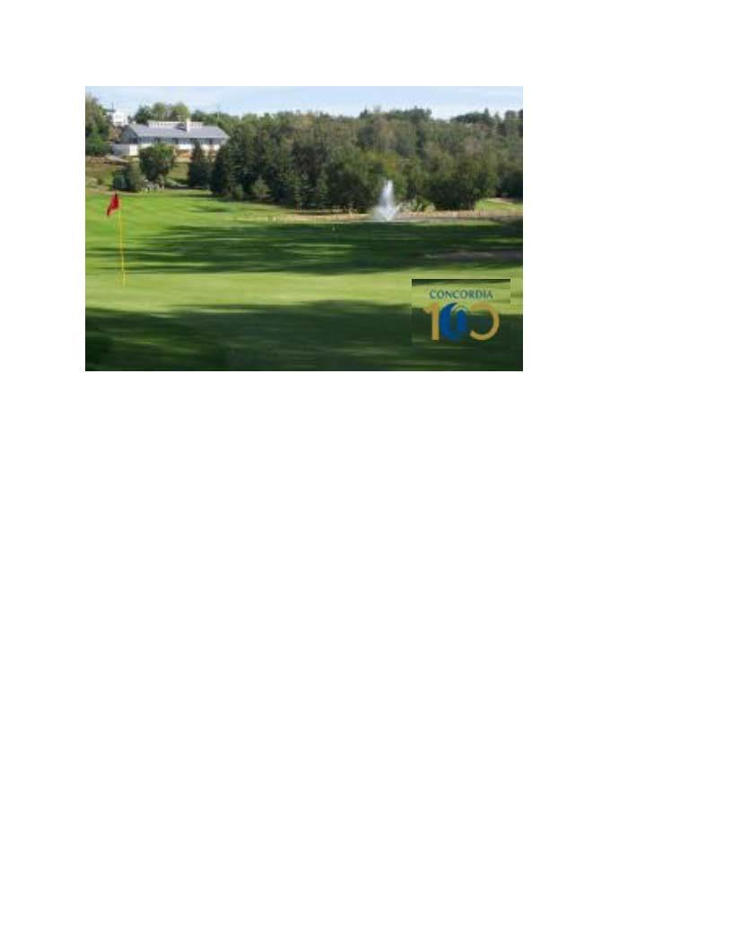 Faculty of Management Golf Tournament Celebrating CUE's 100th Anniversary