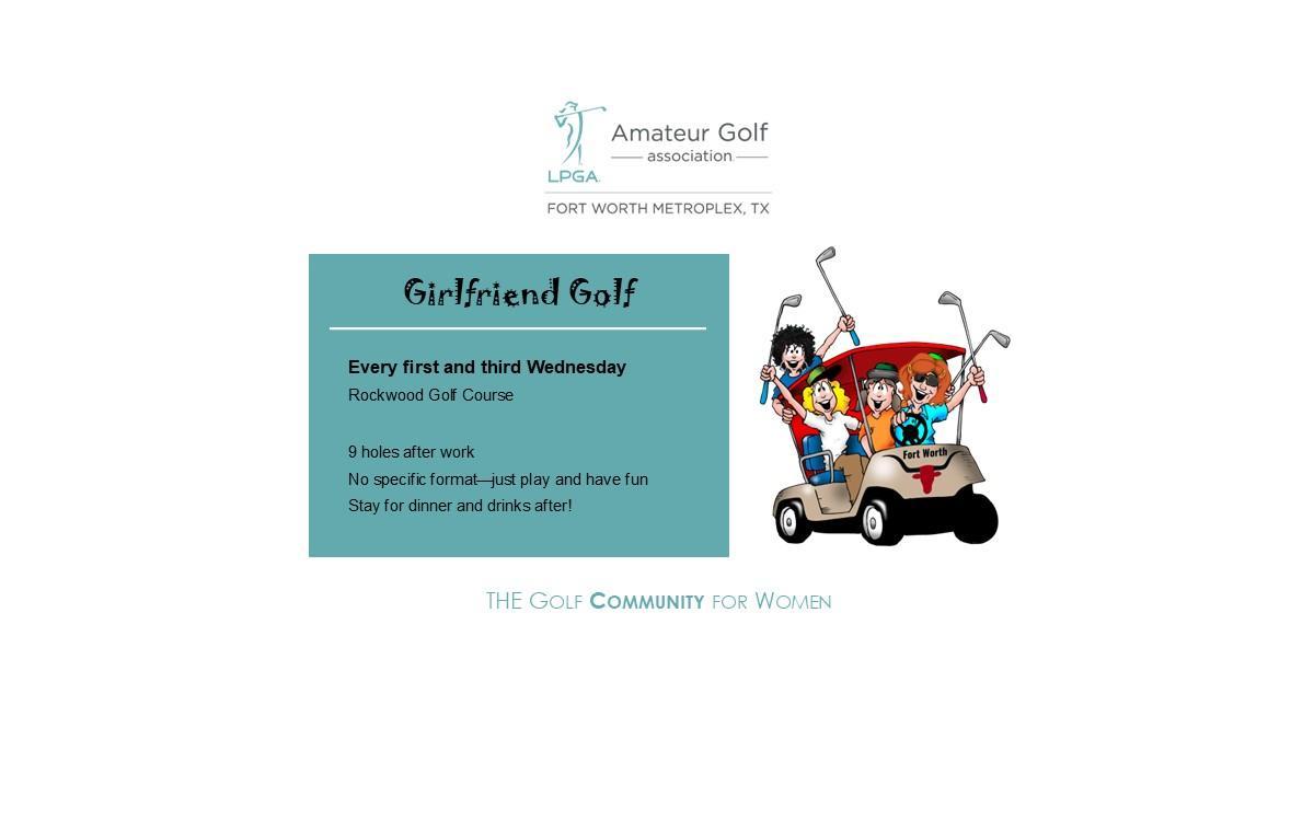 Girlfriend Golf @ Rockwood GC Jul 21