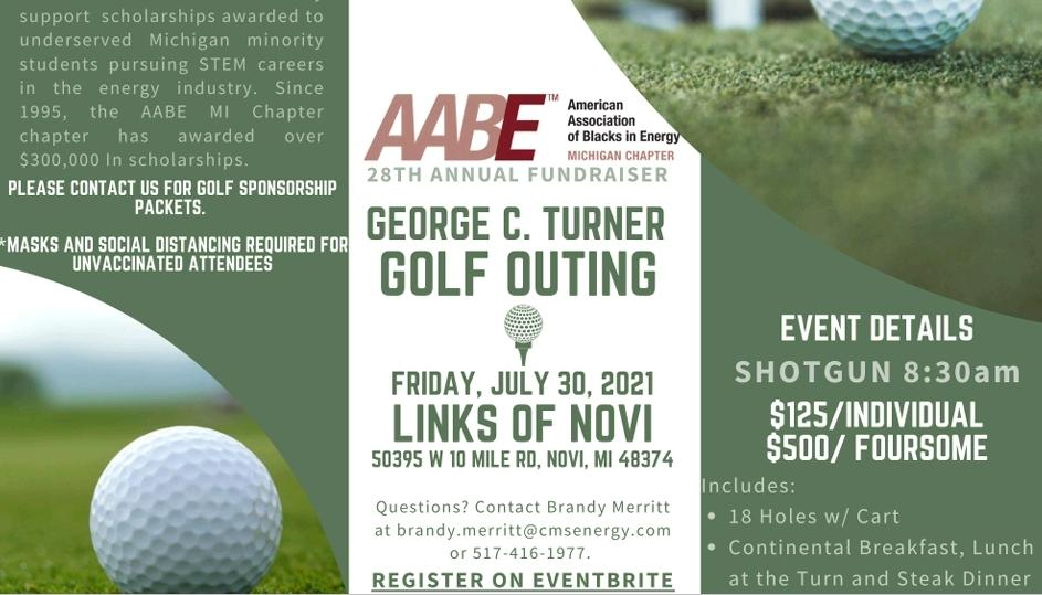 AABE George C Turner Golf Outing