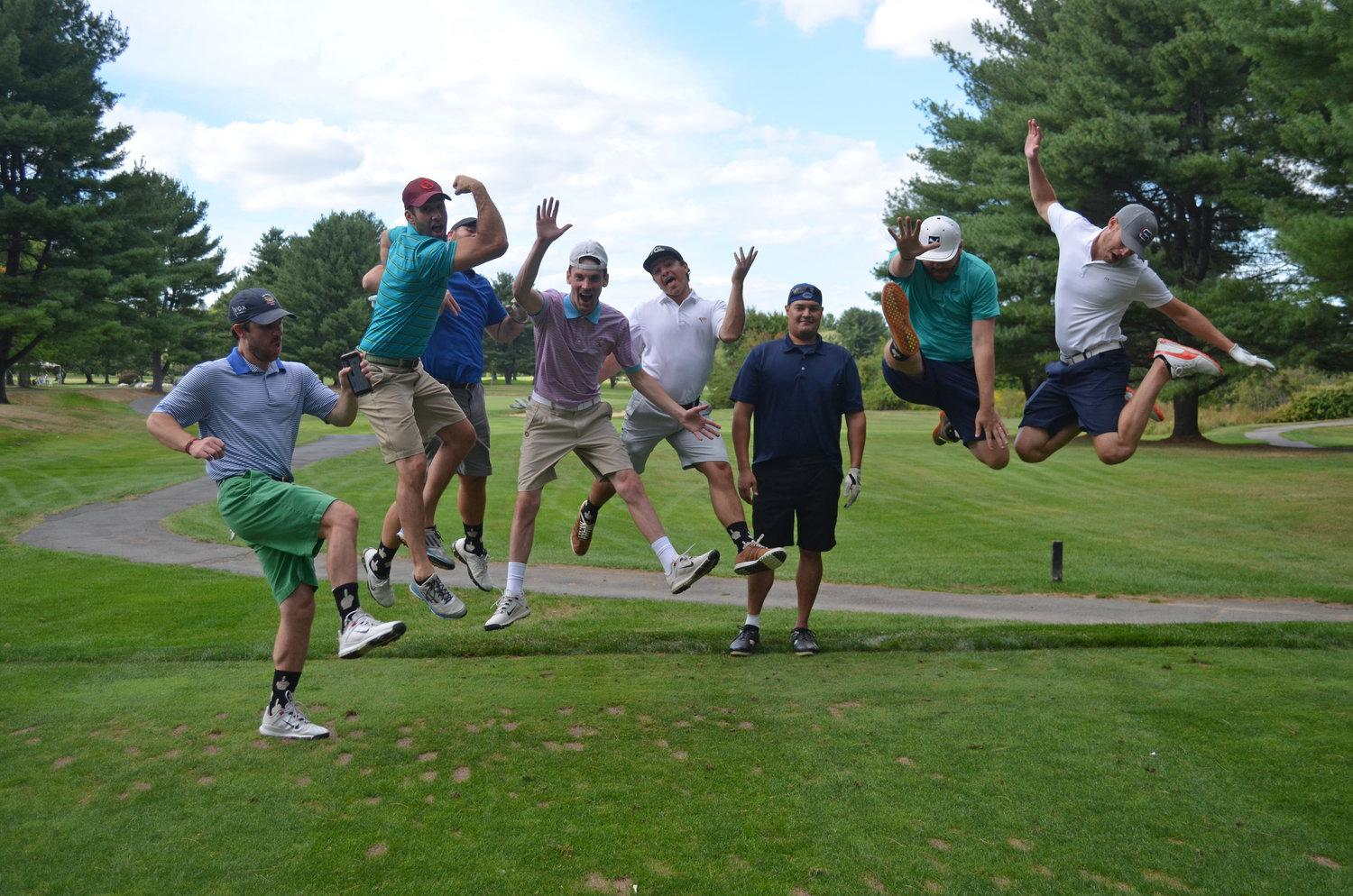 The 33 Foundation 12th Annual Golf Tournament