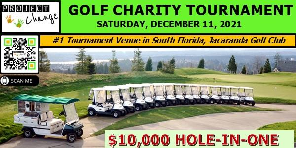"Golf Tournament ""Balls for Bricks"""