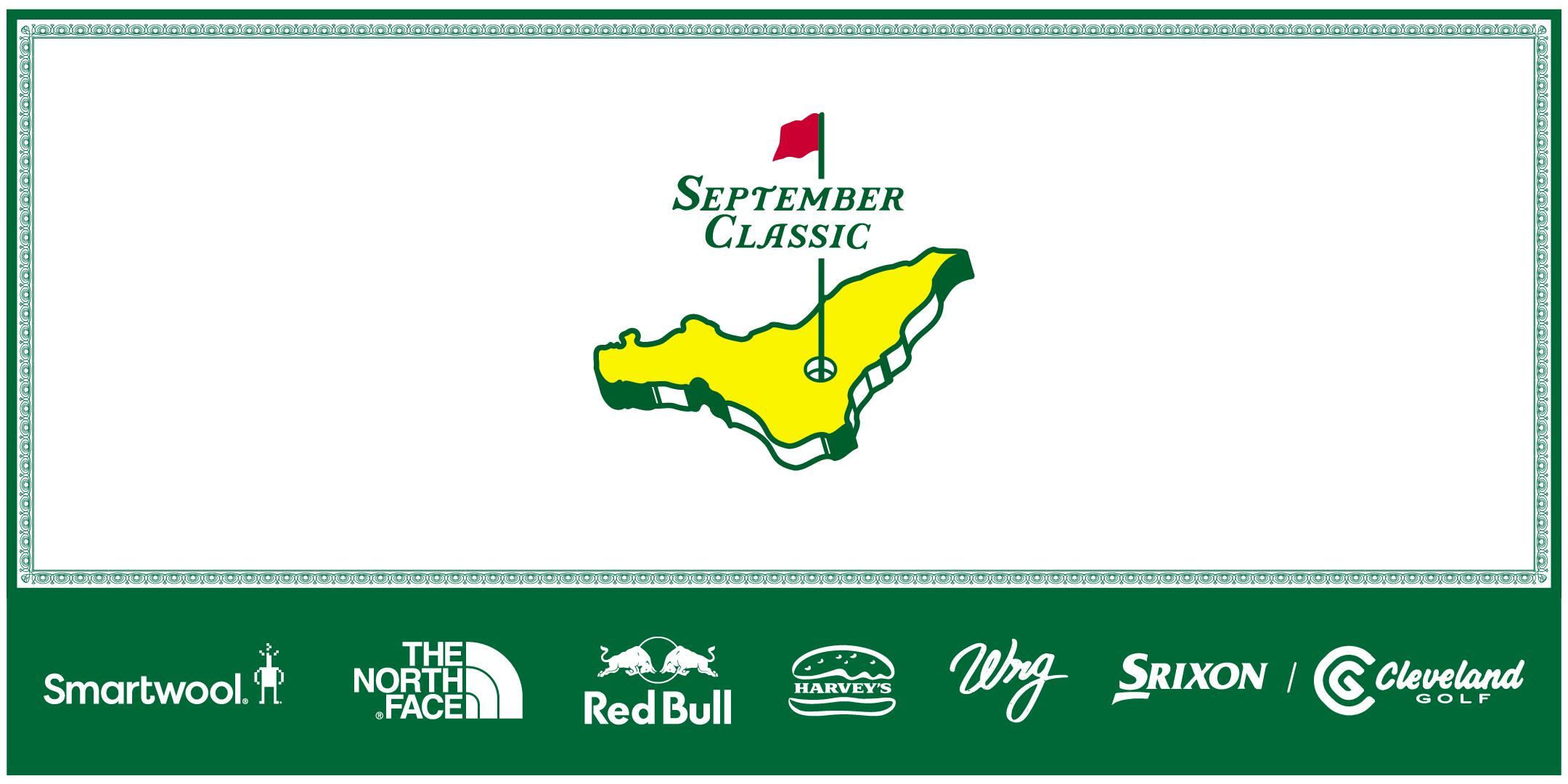 2nd Annual September Classic Charity Golf Tournament