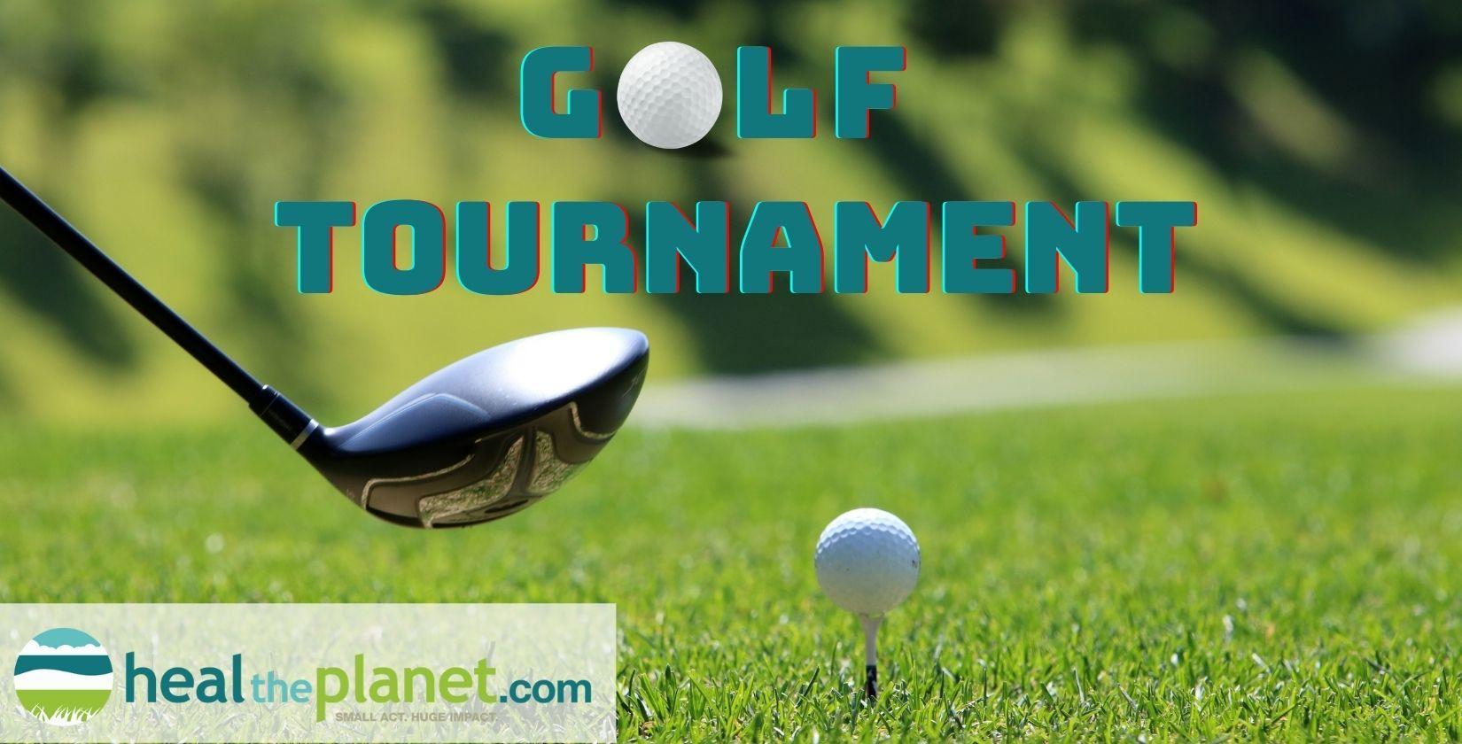 1st Annual Charity Golf Tournament!