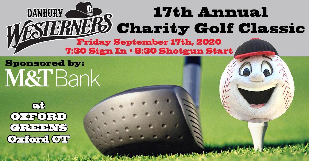 17th Annual Danbury Westerners Charity Golf Classic