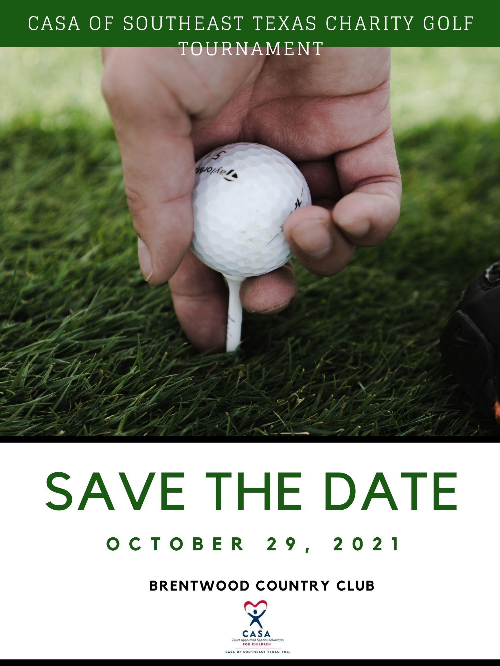 CASA Charity Golf Tournament