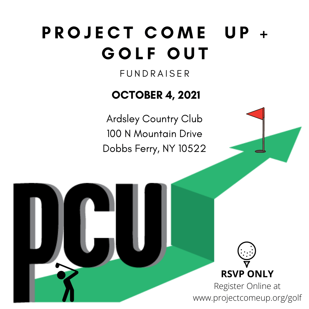 Project Come Up + Golf Out