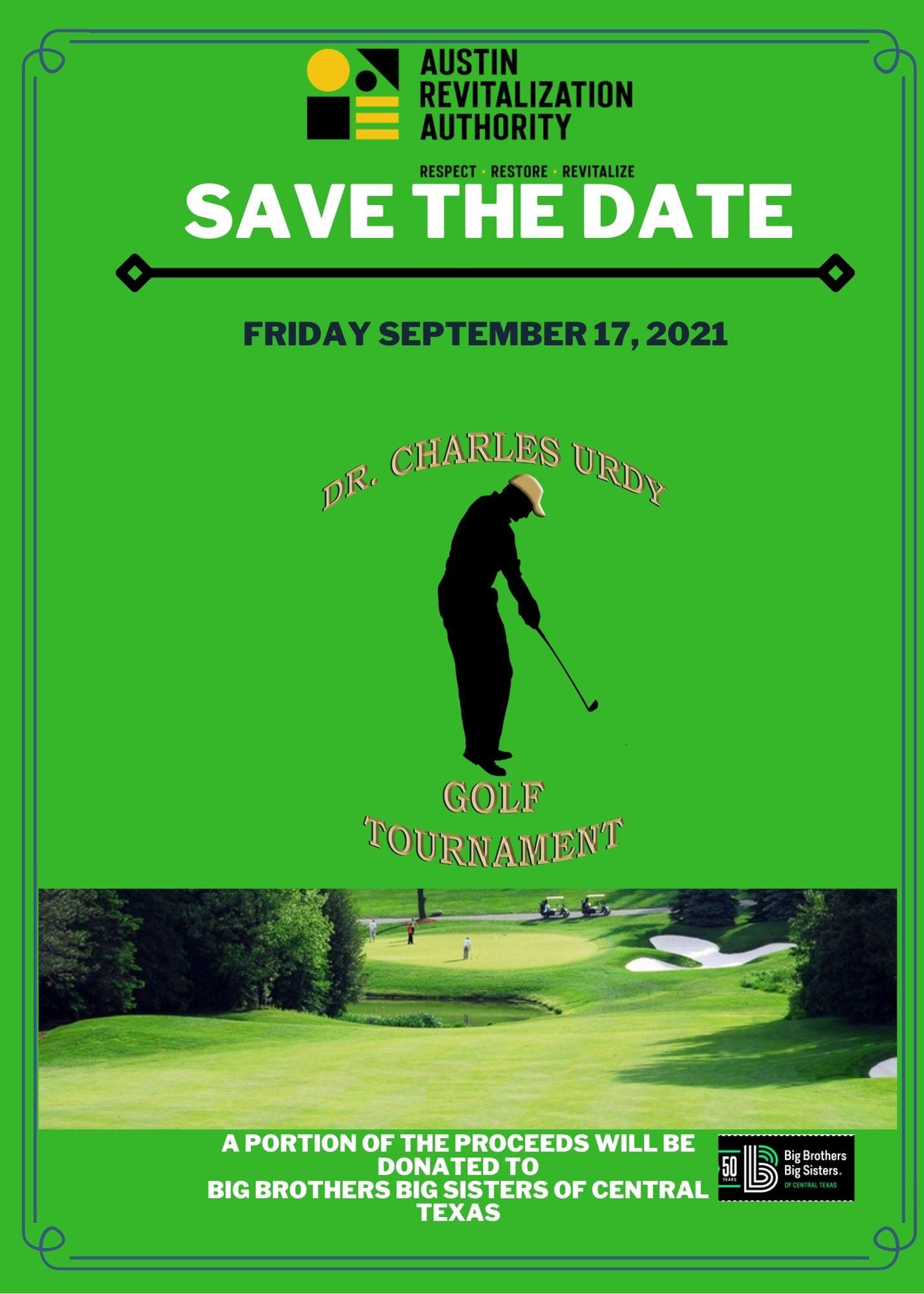 5th Annual Dr. Charles Urdy Golf Tournament