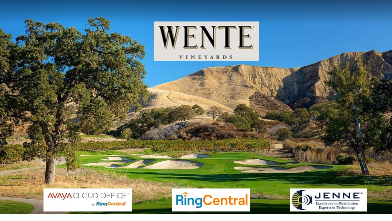 Avaya Cloud Office by RingCentral Golf Tournament
