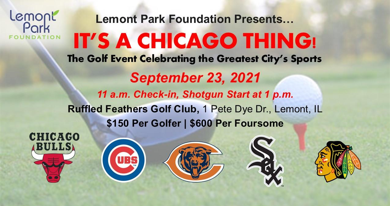 """""""It's a Chicago Thing"""" Golf Outing"""