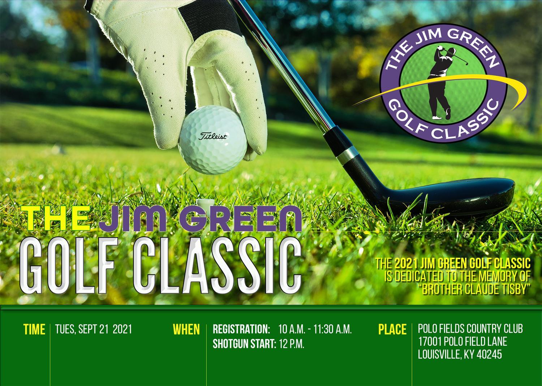 Jim Green Golf Classic 2021