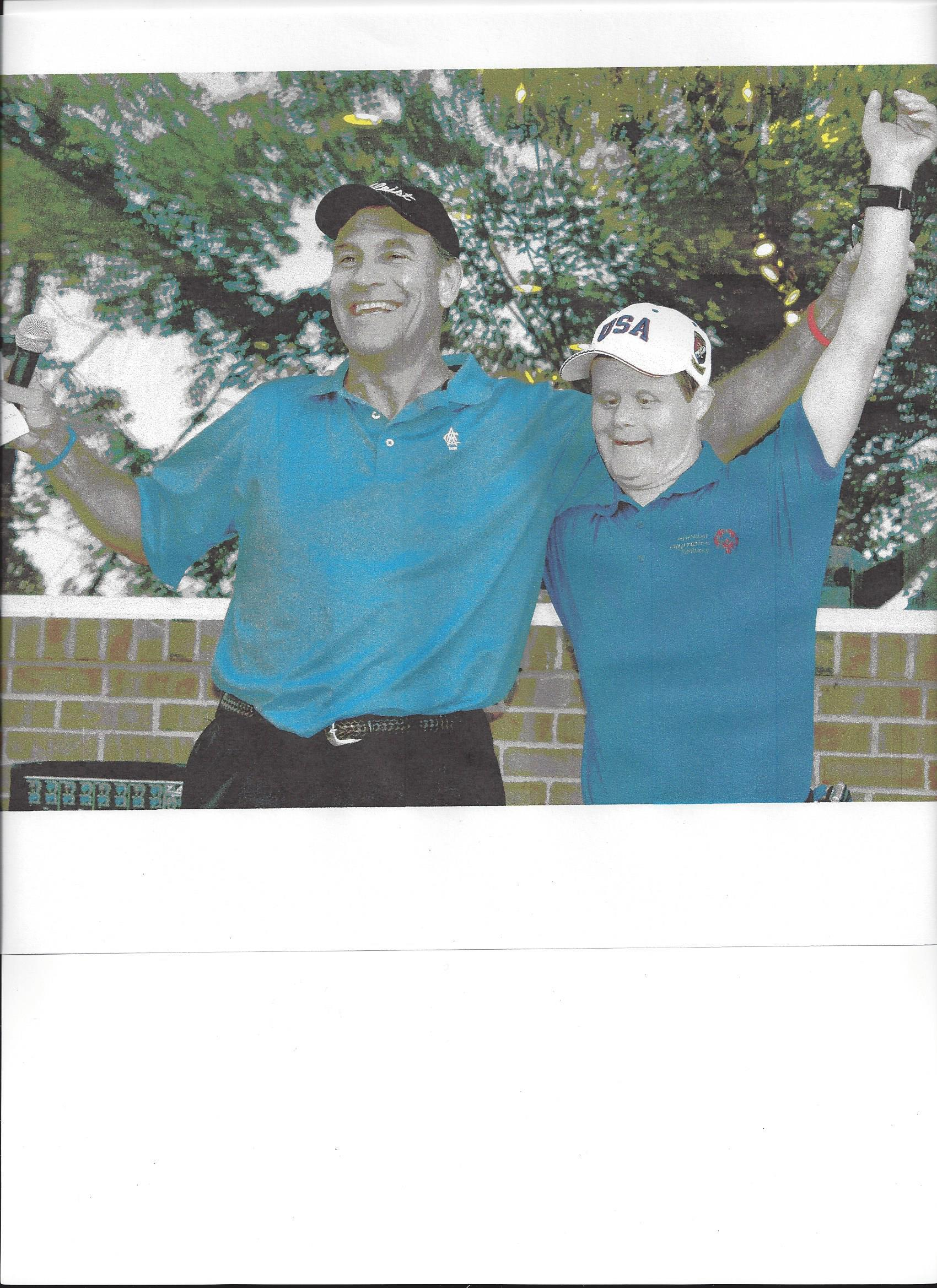 KENTUCKY WIRELESS GOLF-Benefiting the Special Olympics of Kentucky