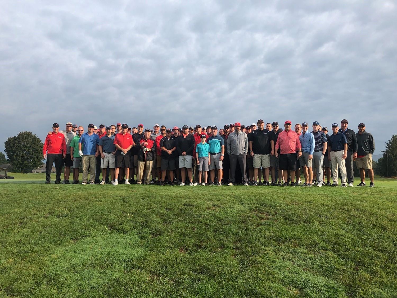 Baseball Alumni Golf Outing