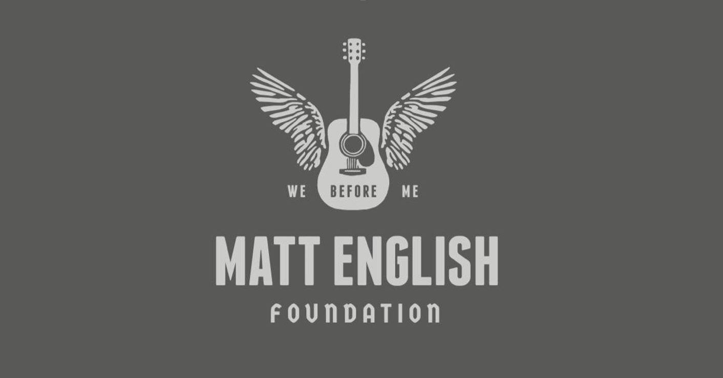 The Matt English Foundation 2nd Annual Golf Outing