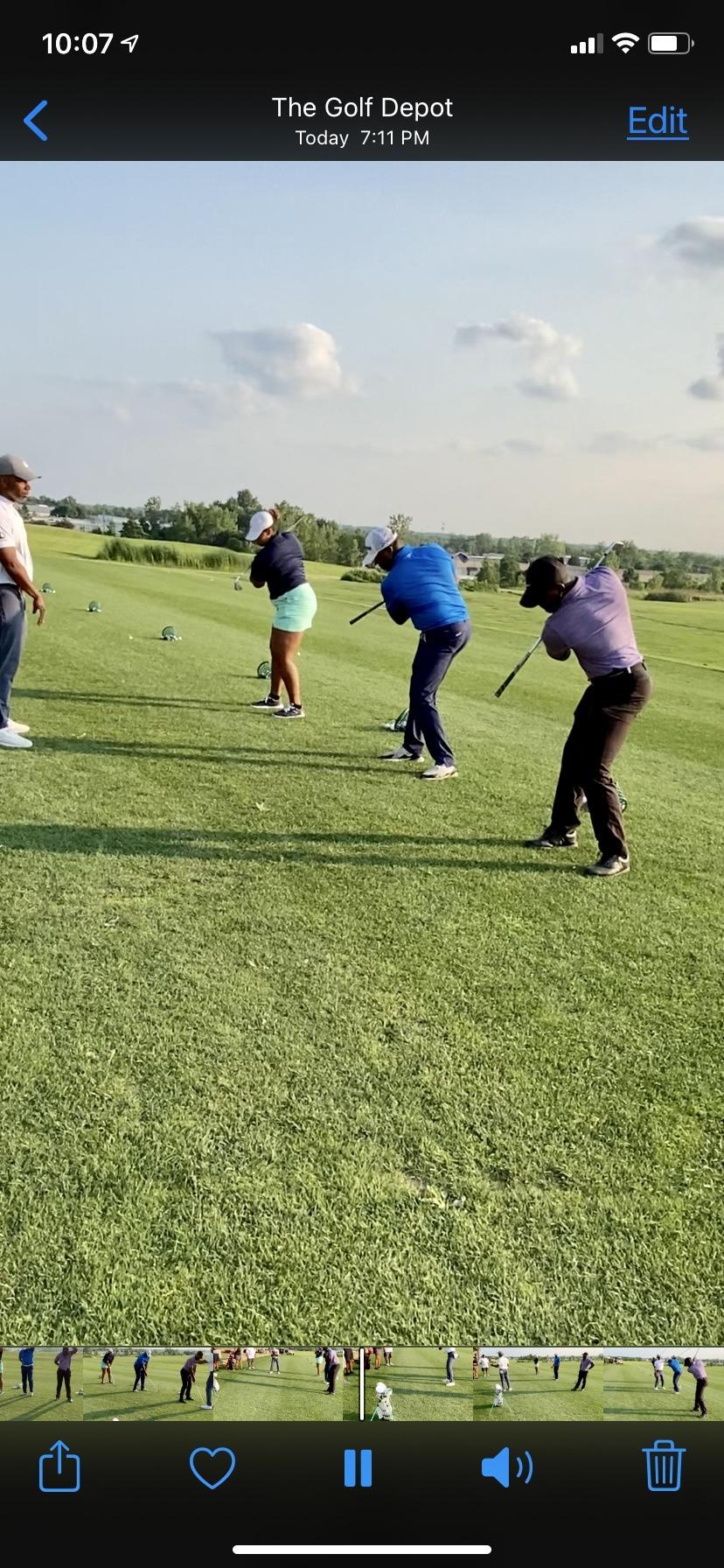 19th Hole Golf Clinic