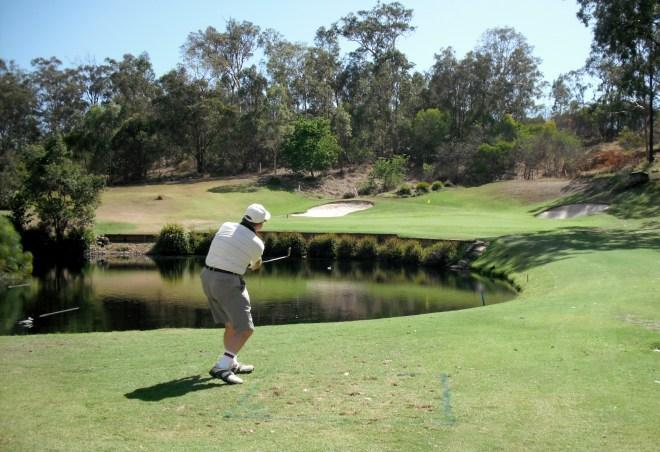 golf course gold coast