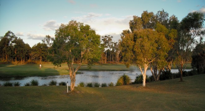 golf course gold coast