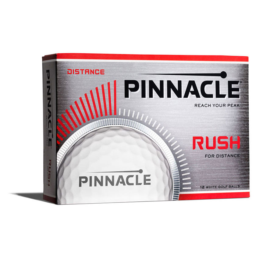 Pinnacle Rush Golf Ball Box View