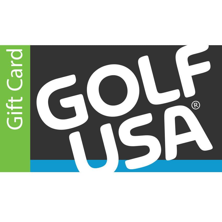 Golf USA Gift Card