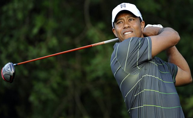 Tiger Woods - Courtesy of the Associated Press via Golfweek.com