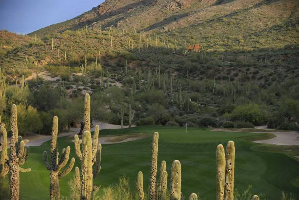 Troon Country Club Scottsdale