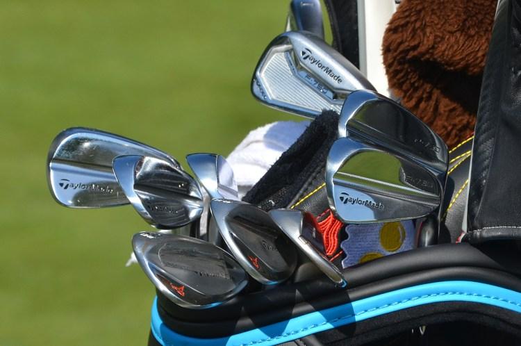 Collin Morikawa's golf equipment