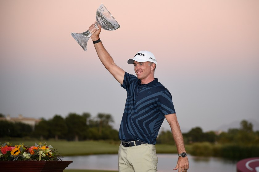 PGA Tour: Martin Laird finally wins Shriners in 3-man playoff