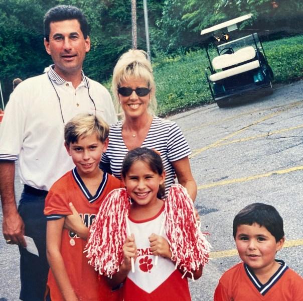 Bryson Nimmer family