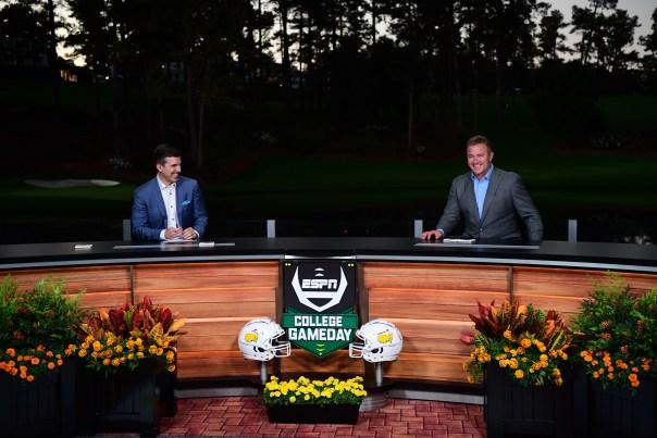 ESPN's College GameDay Augusta National