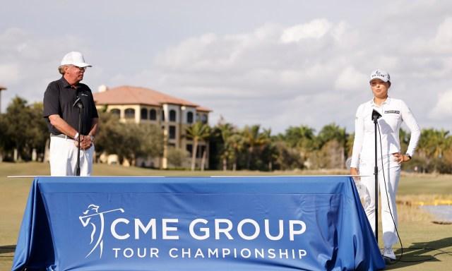 CME Group Tour Championship 2020