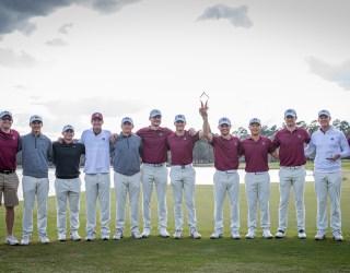 Men's college golf team of the week: Florida State Seminoles