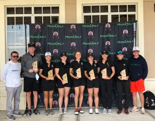 Women's college golf team of the week: South Carolina