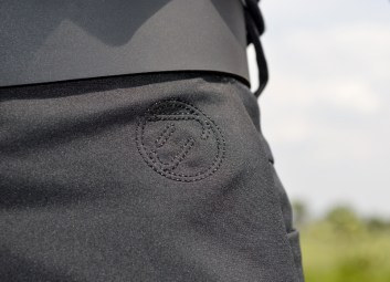 IJP Shorts, detail