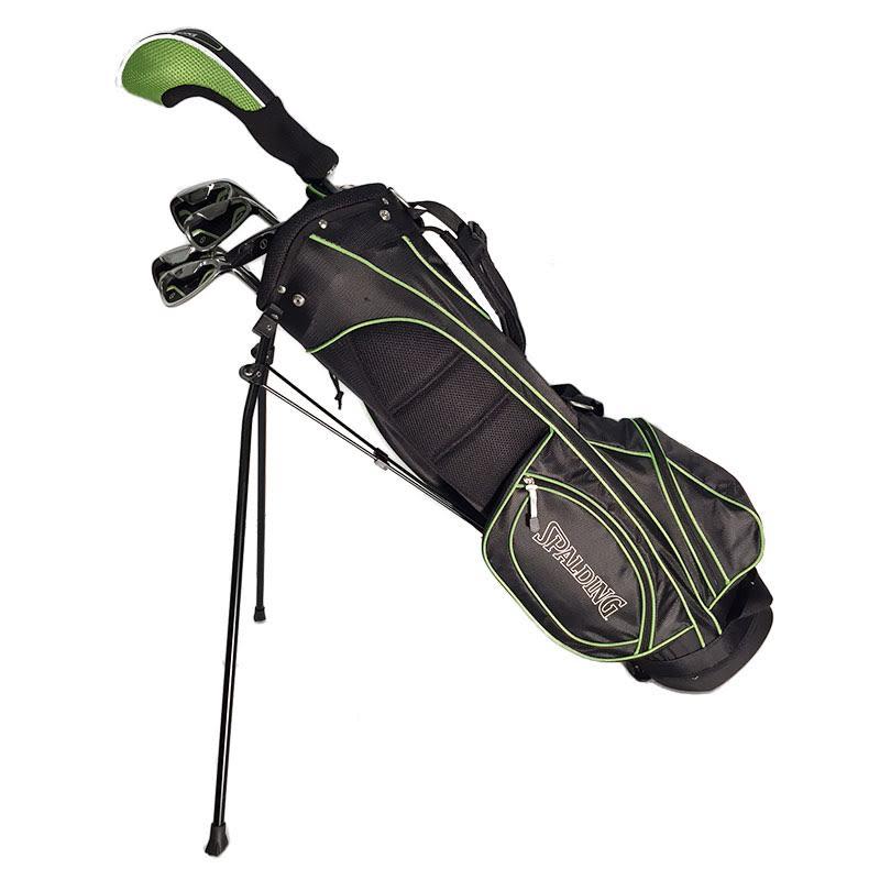 Golfset - Spalding Elite Herr Grafit/stål Halvset Höger