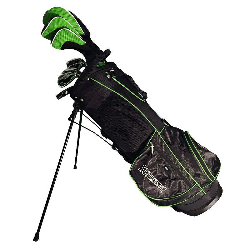 Golfset - Spalding Elite Herr Grafit/stål Helset Höger