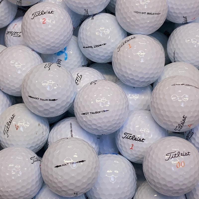 Titleist Mix Klass A/B Golfbollar-12 Pack