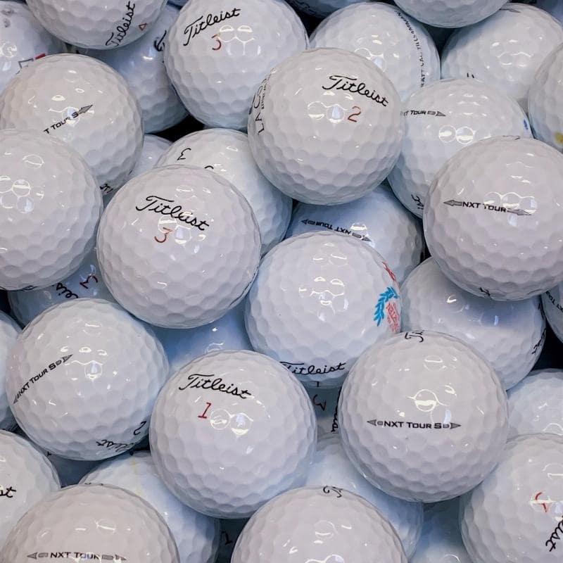 Titleist Nxt Tour Mix Klass A/B Golfbollar-12 Pack