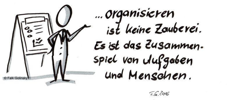 Organisieren - Golinsky.de