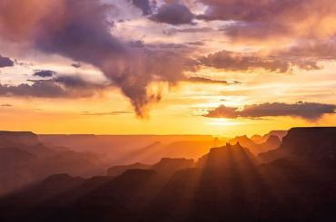 sunset-grand-canyon