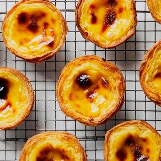 Portuguese-tarts