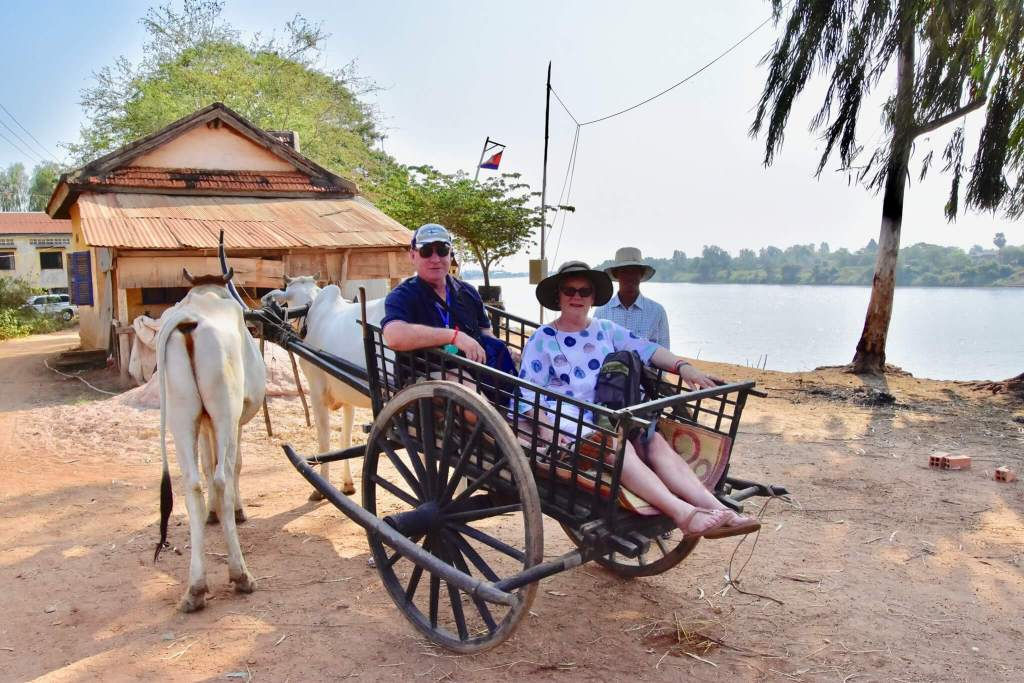 best-river-cruise-not-in-europe-ox-cart-cambodia