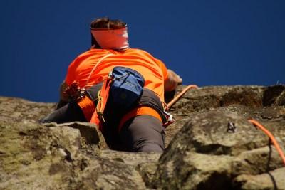 Just a little higher - Go Climbing