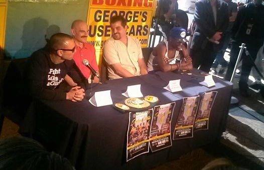 Showdown 4 Motown IV: Weigh Ins watch on Go Live Sports Cast