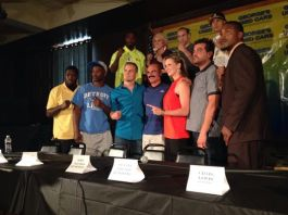 KP Boxing Royal Oak Rumble Press conference watch events on Go Live Sports Cast