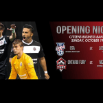 Ontario Fury vs Mexico & Team USA vs the Las Vegas Legends in MASL preseason exhibition on Sun Oct 19th doubleheader games watch live game videos