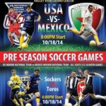 Team USA vs Mexico live streaming video on Go Live Sports Cast.com MASL arena soccer