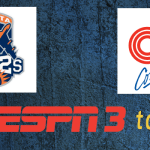 Wichita B52s at Missouri Comets on ESPN3 tonight